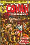 Cover Thumbnail for Conan the Barbarian (1970 series) #24 [Regular Edition]