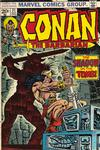 Cover for Conan the Barbarian (Marvel, 1970 series) #31 [Regular Edition]