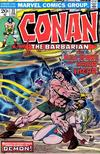 Cover for Conan the Barbarian (Marvel, 1970 series) #35 [Regular Edition]