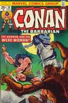 Cover for Conan the Barbarian (Marvel, 1970 series) #38