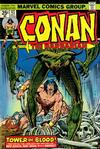 Cover Thumbnail for Conan the Barbarian (1970 series) #43 [Regular Edition]