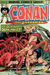 Cover for Conan the Barbarian (Marvel, 1970 series) #45 [Regular Edition]