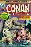 Cover for Conan the Barbarian (Marvel, 1970 series) #46 [Regular Edition]