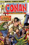 Cover for Conan the Barbarian (Marvel, 1970 series) #52 [Regular Edition]