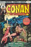 Cover for Conan the Barbarian (Marvel, 1970 series) #56