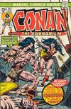 Cover for Conan the Barbarian (Marvel, 1970 series) #58 [Regular Edition]