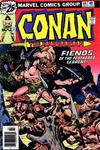Cover for Conan the Barbarian (Marvel, 1970 series) #64 [25¢]