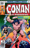 Cover Thumbnail for Conan the Barbarian (1970 series) #65 [Regular Edition]
