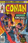 Cover for Conan the Barbarian (Marvel, 1970 series) #68 [Regular Edition]
