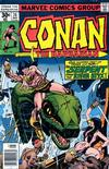 Cover for Conan the Barbarian (Marvel, 1970 series) #74 [Regular Edition]