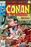 Cover Thumbnail for Conan the Barbarian (1970 series) #78 [30¢]