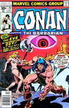Cover for Conan the Barbarian (Marvel, 1970 series) #79 [30¢]