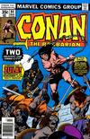 Cover for Conan the Barbarian (Marvel, 1970 series) #84