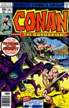 Cover for Conan the Barbarian (Marvel, 1970 series) #87