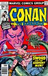 Cover for Conan the Barbarian (Marvel, 1970 series) #89 [Regular Edition]