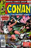 Cover for Conan the Barbarian (Marvel, 1970 series) #91