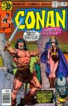 Cover for Conan the Barbarian (Marvel, 1970 series) #93 [Regular Edition]