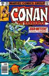 Cover for Conan the Barbarian (Marvel, 1970 series) #98 [Newsstand]