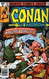 Cover for Conan the Barbarian (Marvel, 1970 series) #99 [Newsstand]