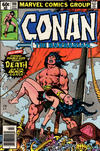 Cover for Conan the Barbarian (Marvel, 1970 series) #100 [Newsstand]