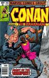 Cover for Conan the Barbarian (Marvel, 1970 series) #103 [Newsstand]