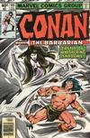 Cover for Conan the Barbarian (Marvel, 1970 series) #105 [Newsstand]