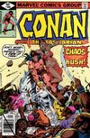 Cover for Conan the Barbarian (Marvel, 1970 series) #106 [Direct]
