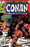 Cover for Conan the Barbarian (Marvel, 1970 series) #107 [Newsstand]