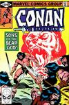 Cover for Conan the Barbarian (Marvel, 1970 series) #109 [Direct]