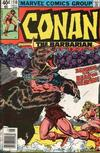 Cover for Conan the Barbarian (Marvel, 1970 series) #110 [Newsstand]