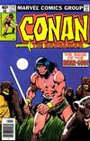 Cover for Conan the Barbarian (Marvel, 1970 series) #112 [Newsstand]