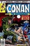 Cover Thumbnail for Conan the Barbarian (1970 series) #113 [Newsstand Edition]