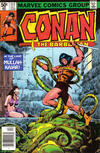 Cover for Conan the Barbarian (Marvel, 1970 series) #117 [Newsstand]