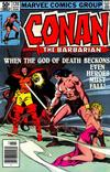 Cover for Conan the Barbarian (Marvel, 1970 series) #120 [Newsstand]