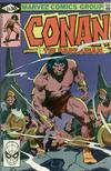 Cover for Conan the Barbarian (Marvel, 1970 series) #124 [Direct]