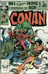 Cover for Conan the Barbarian (Marvel, 1970 series) #130 [Direct]