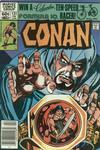 Cover for Conan the Barbarian (Marvel, 1970 series) #131 [Newsstand]