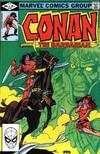 Cover for Conan the Barbarian (Marvel, 1970 series) #133 [Direct]