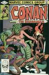 Cover for Conan the Barbarian (Marvel, 1970 series) #134 [Direct]