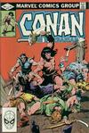 Cover for Conan the Barbarian (Marvel, 1970 series) #137 [Direct Edition]