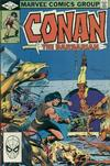 Cover for Conan the Barbarian (Marvel, 1970 series) #138 [Direct Edition]