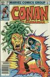 Cover for Conan the Barbarian (Marvel, 1970 series) #139 [Newsstand]
