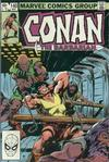 Cover for Conan the Barbarian (Marvel, 1970 series) #140 [Direct]