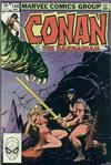 Cover for Conan the Barbarian (Marvel, 1970 series) #144 [Direct]