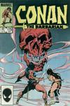 Cover for Conan the Barbarian (Marvel, 1970 series) #175 [Direct]