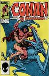 Cover for Conan the Barbarian (Marvel, 1970 series) #176 [Direct]
