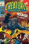 Cover for Creatures on the Loose (Marvel, 1971 series) #11