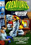 Cover for Creatures on the Loose (Marvel, 1971 series) #13