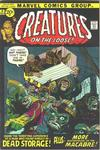 Cover for Creatures on the Loose (Marvel, 1971 series) #14