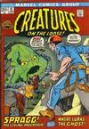Cover for Creatures on the Loose (Marvel, 1971 series) #15